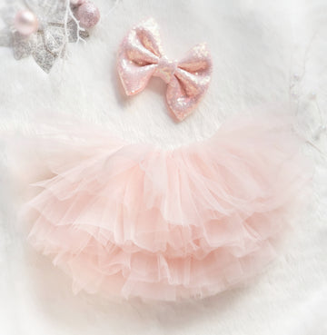 The Princess Tutu ~ Peach Puff