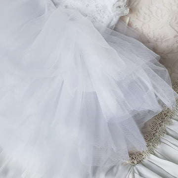 The Princess Full Tutu ~ Snow Ball