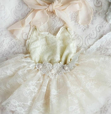 Beautiful Lace Princess Tutu Outfit