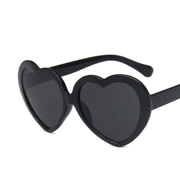 Sweetheart Sunglasses ~ Midnight Black