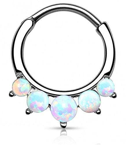 Candy Opal Septum Ring