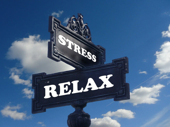 3 Powerful Ways to Relax & Reduce Stress