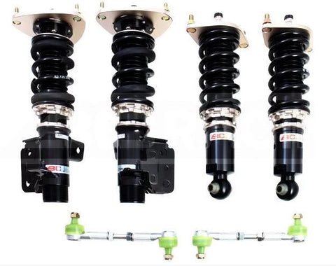 13-UP SUBARU BRZ BC RACING COILOVERS - BR TYPE