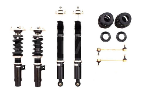 14-18 BMW 4 SERIES F32 AWD BC RACING COILOVERS - BR TYPE