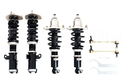 16-UP TOYOTA PRIUS ZVW50 ZVW51 BC RACING COILOVERS - BR TYPE