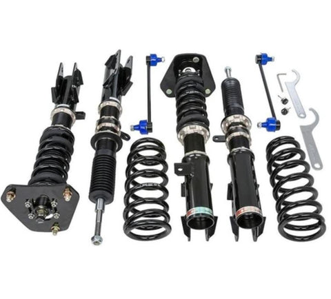 97-08 PONTIAC GRAND PRIX ,GXP W-BODY BC RACING COILOVERS - BR TYPE