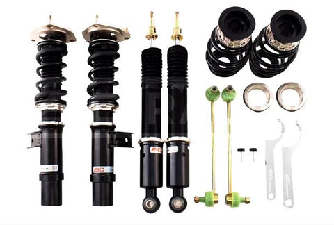 06-10 VOLKSWAGEN GOLF, GTI, DTI, R32 MK5 BC COILOVERS - BR TYPE