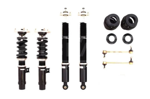 00-06 BMW 3 SERIES E46 BC RACING COILOVERS - BR TYPE