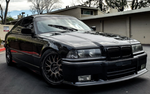 BC Racing BR Series Coilovers BMW E36 NON M3