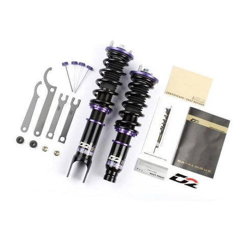 04-09 KIA SPECTRA D2 RACING COILOVERS- RS SERIES