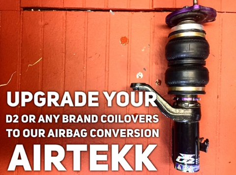 Air Tekk 4pc Coilover Conversion kit