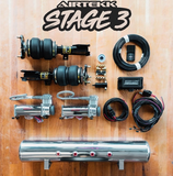 Air Tekk Stage 3 Complete Air Ride Kit Any Make - Any Model