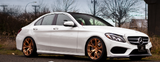 2015 Mercedes C Class Air ride Kit - Airlift 3p with struts and shocks