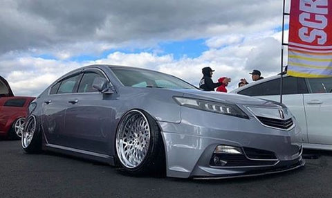 4th Gen Acura TL Full Airlift Kit with tank and compressor