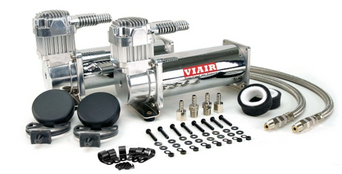 Viair 444C Compressor Dual Pack (Black)