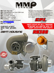 MMP RB380 SPL - Rb25 - Rb20 Bolt on Turbo