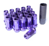 MUTEKI SR48 EXTENDED RACING LUG NUTS 20PCS  Pick a Color