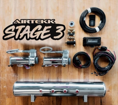 Airtekk Stage 3 Management Digital Controller kit