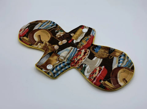 "10"" Pies Moderate Absorbency Cloth Pad"