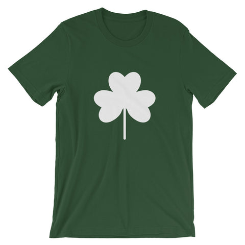 Shamrock Short-Sleeve Unisex T-Shirt