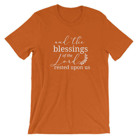 Blessings of the Lord T-Shirt