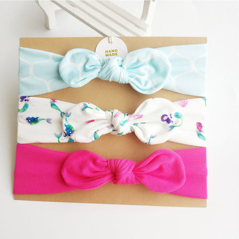 Three Piece Headband Set
