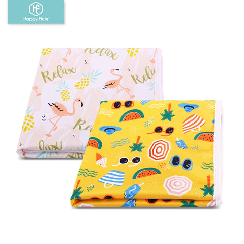 Foldable Travel Diaper Changing Mat 2 Piece Set