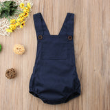 Cotton Summer Overalls