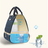On the Go Diaper Bag Waterproof Backpack