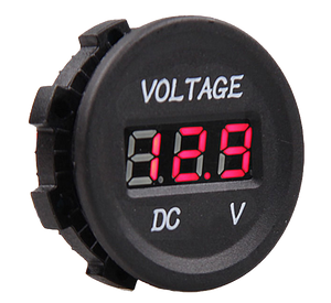 12V LED Digital Socket Display Voltmeter