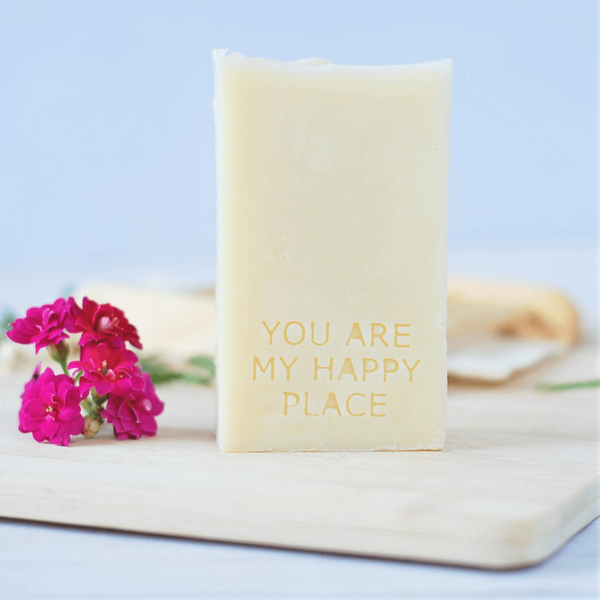 You are my happy place - חותמת לסבון
