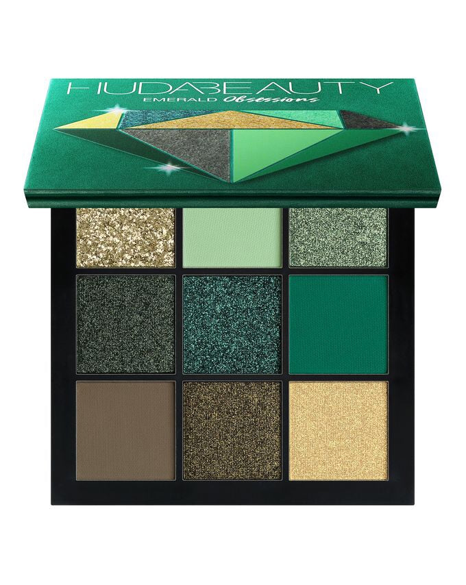 Obsessions eyeshadow palette Emerald