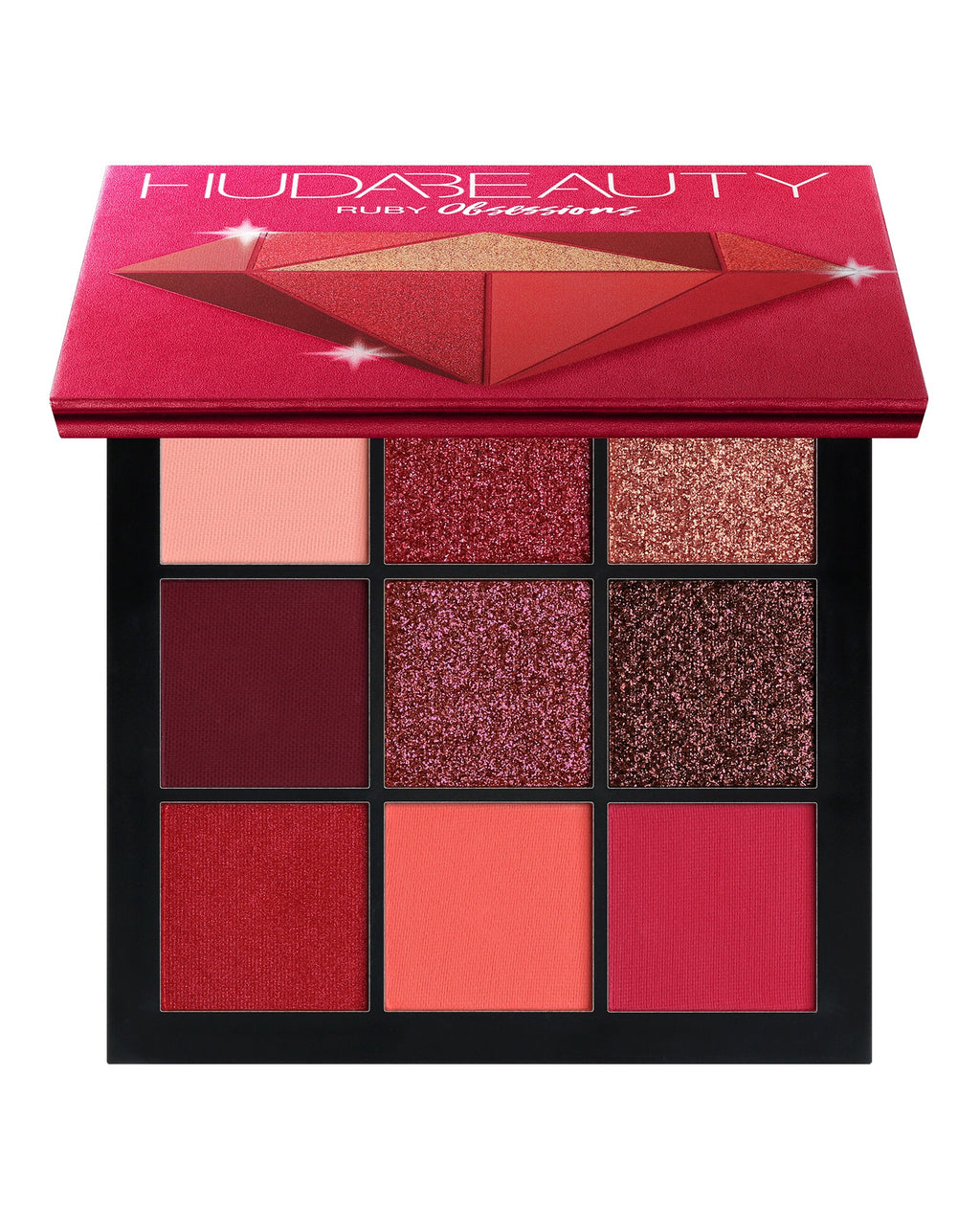 Obsessions eyeshadow palette Ruby