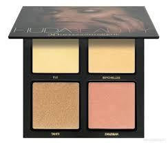 huda beauty 3D HIGHLIGHTER PALETTE – GOLDEN SANDS