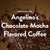 The Wait is Over, It's Finally Here: Angelino's Chocolate Mocha