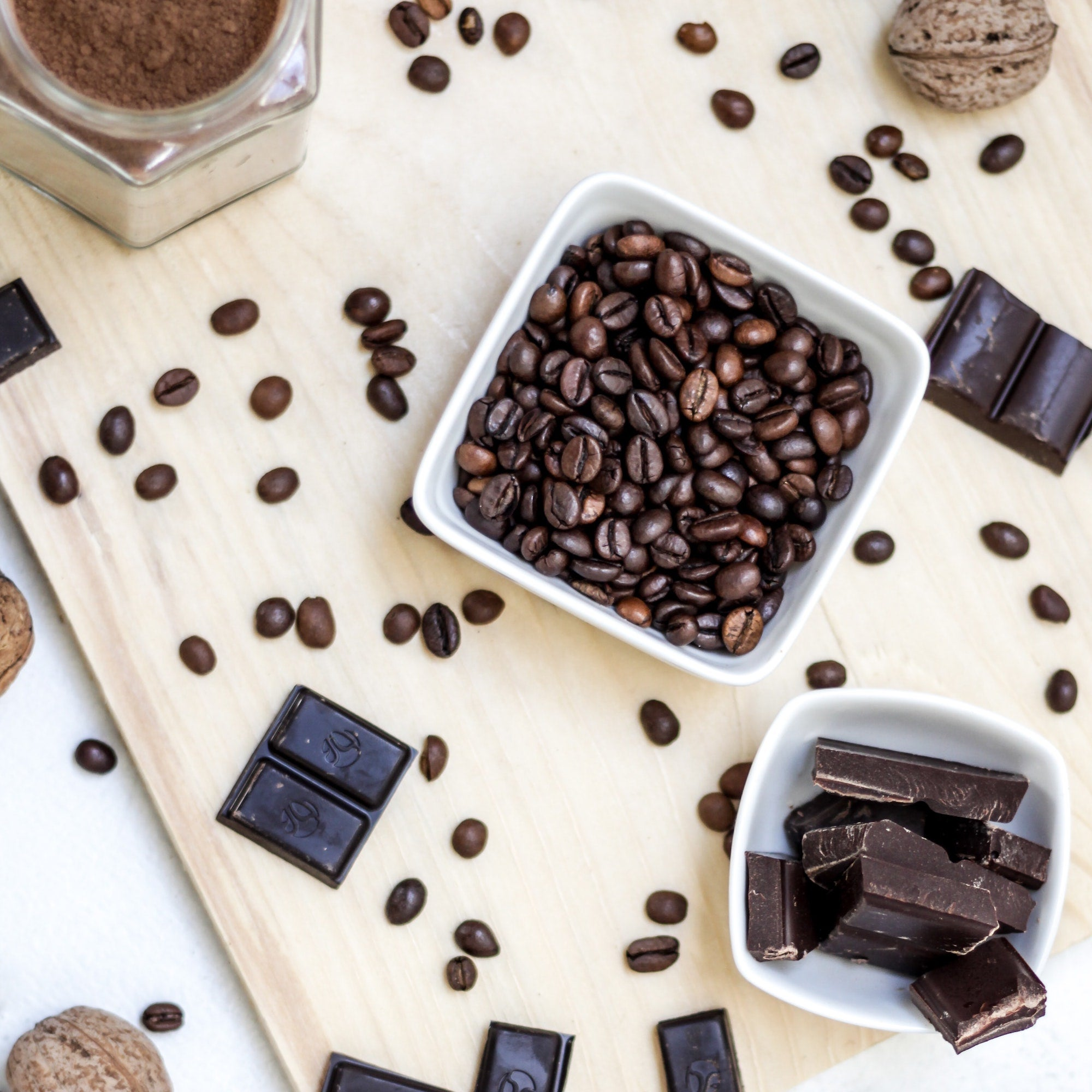 Coffee + Chocolate = A Match Made in Heaven