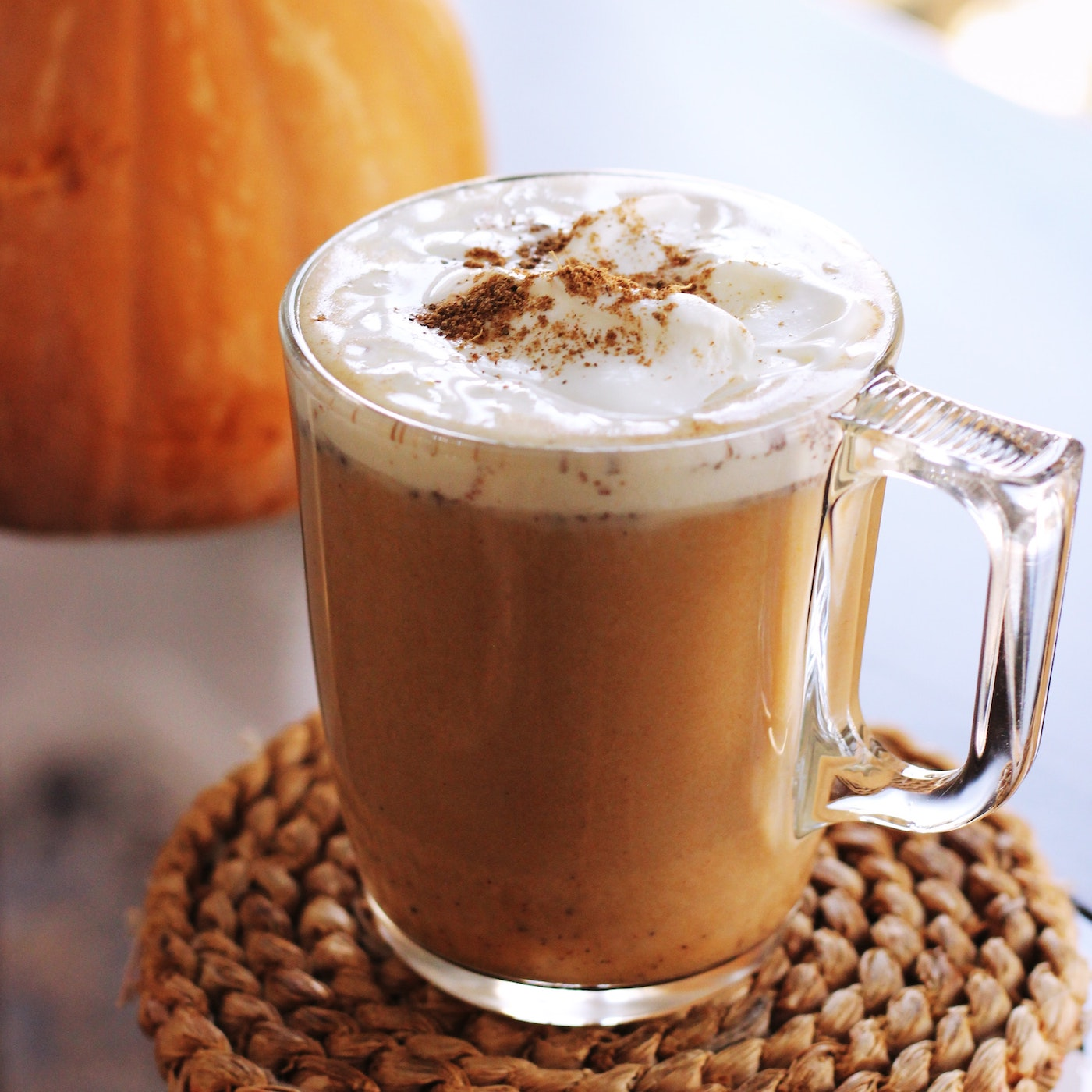 YUMMY Fall-Inspired Pumpkin Spice Latte