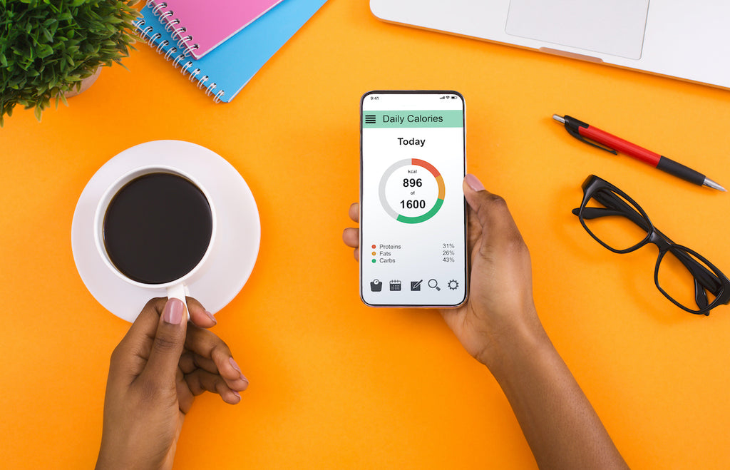 Tracking health with coffee