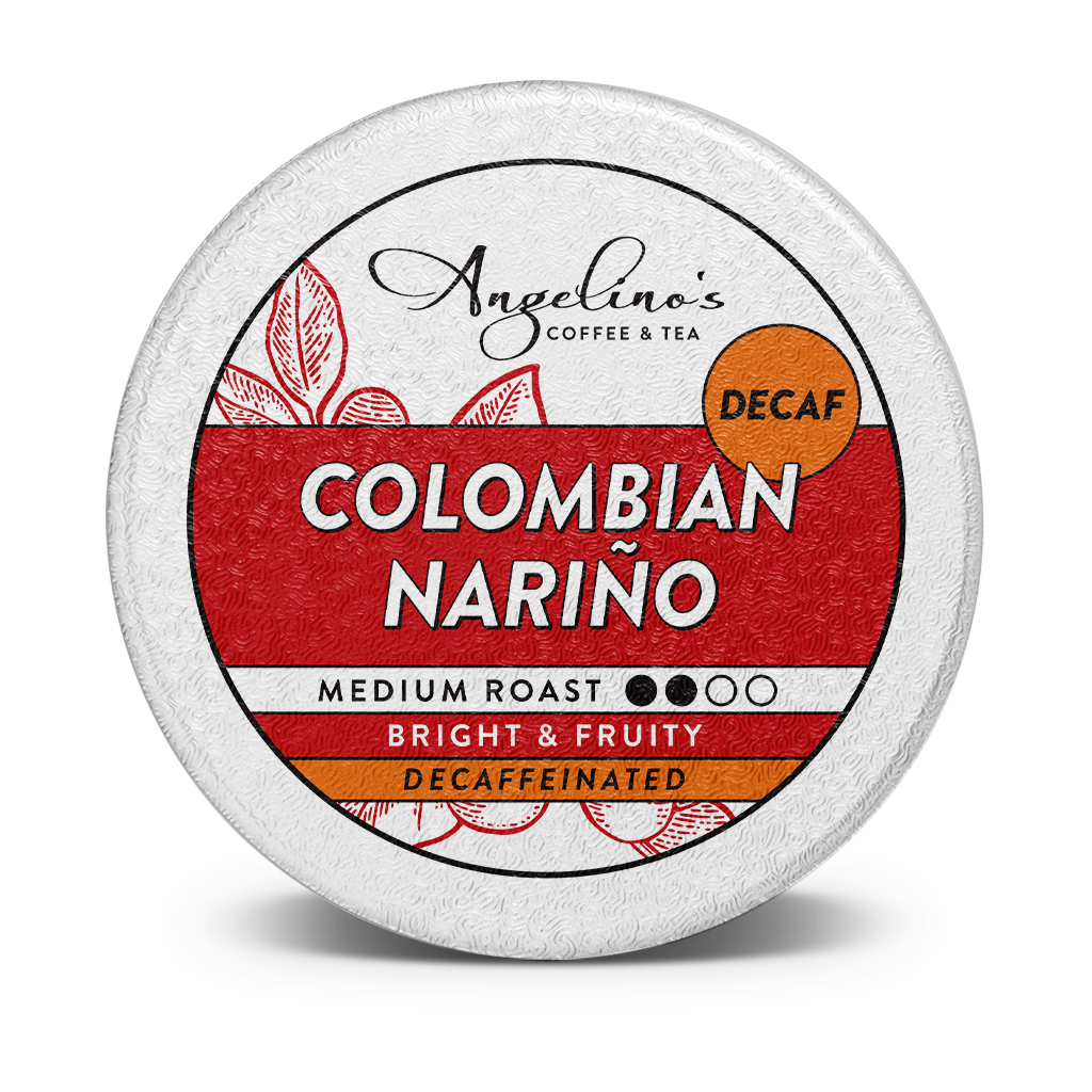 Decaf Colombian Nariño (add-on)