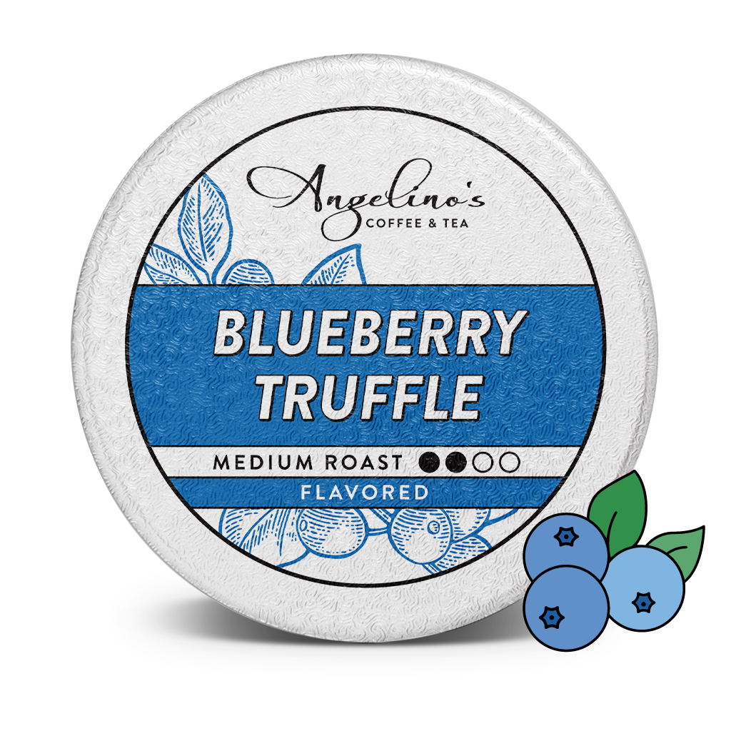Blueberry Truffle