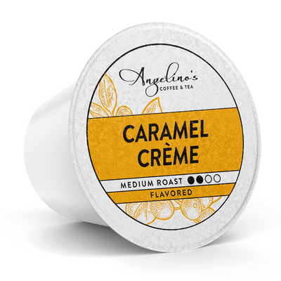 Caramel Crème (add-on)