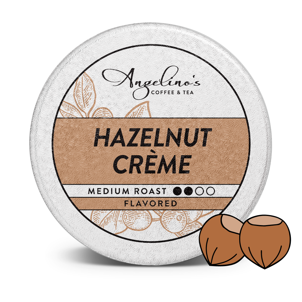 Hazelnut Crème (add-on)