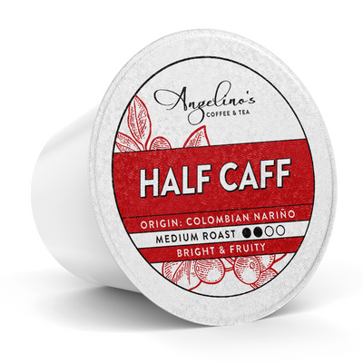 Half Caff Colombian (add-on)