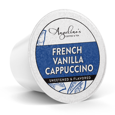 French Vanilla Cappuccino (add-on)