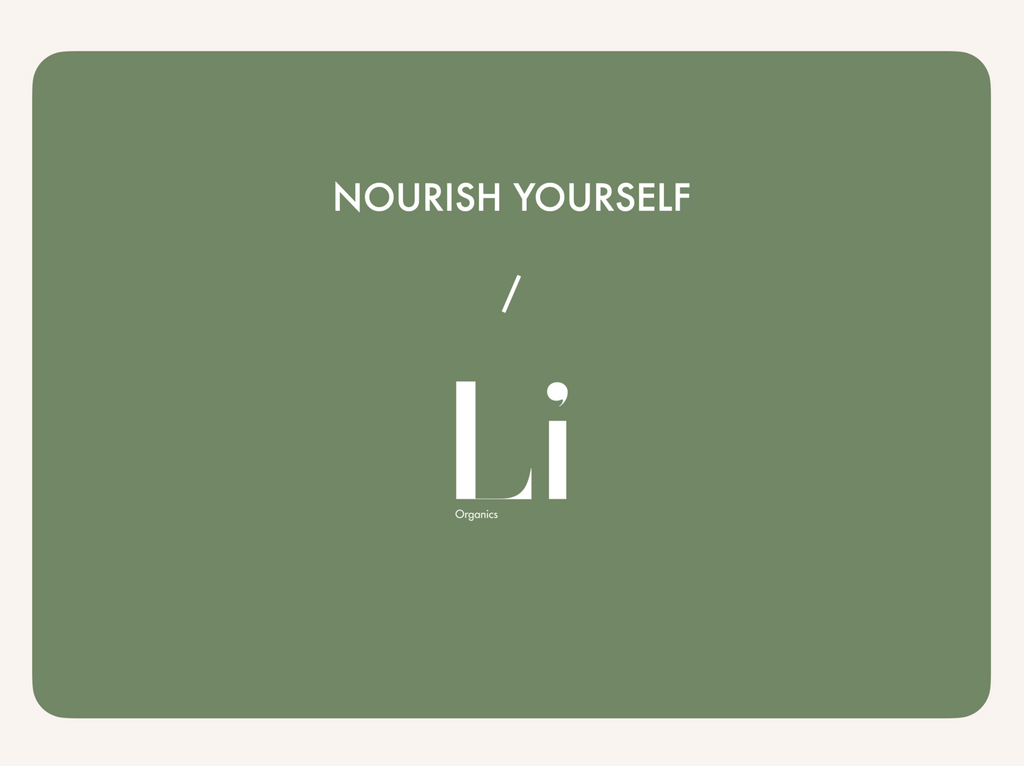 Nourish Gift Card - liorganics-skincare- li organics - clean beauty - charcoal scrub - rice pebble mask - liquid amber - palmarosa mist - revival mist - sustainable skincare -organic skincare - nourish yourself -carolyn li ming geh