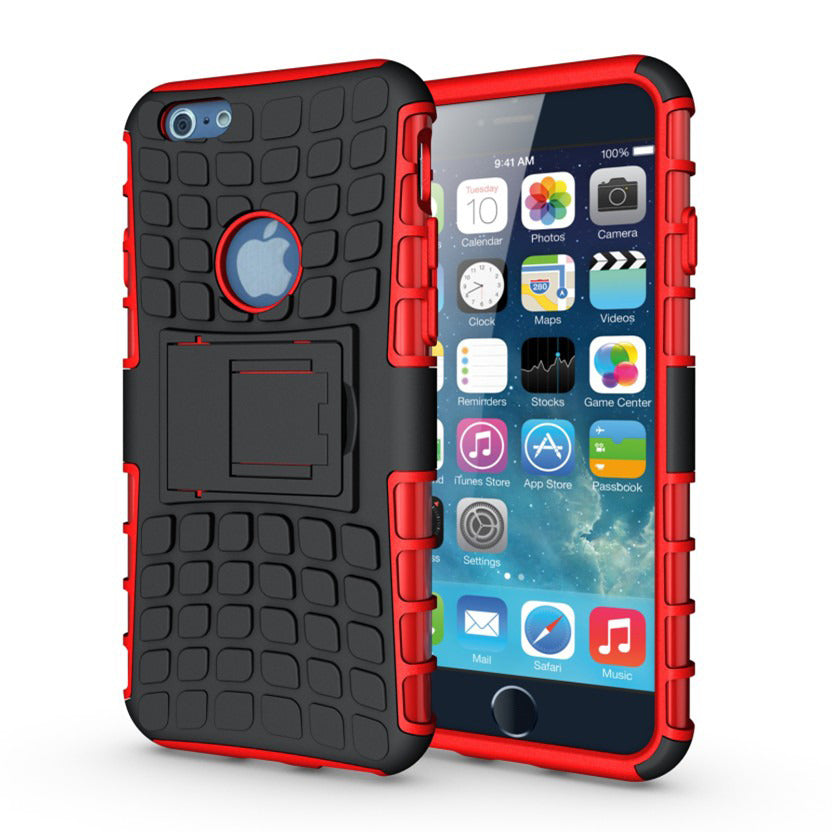 iPhone 6 Rugged Heavy Duty Case Cover