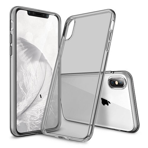 iPhone X/XS/XR/XS Max Jelly Cover Case
