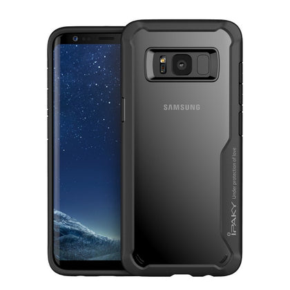 17b5fbe601f Shockproof Phone Case For Samsung Galaxy S8 S9 Plus with Transparent Cover