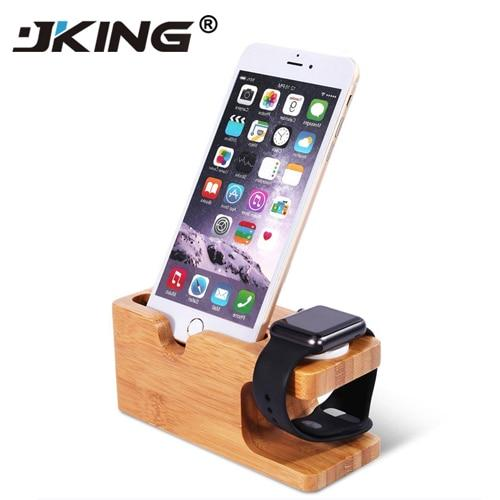 JKING 2 in 1 Charging Dock Station for iPhone / Apple Watch