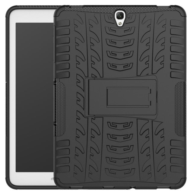 Silicone Shockproof Back Case for Samsung Tab S3
